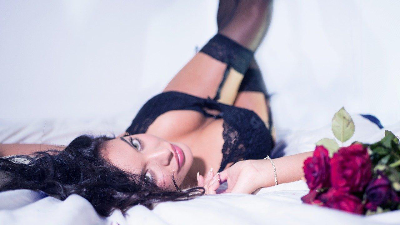 donna sensuale foto