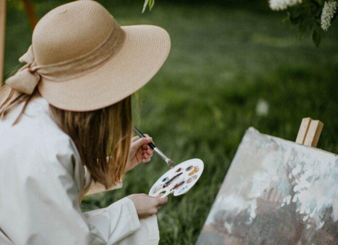 moda primavera donna foto