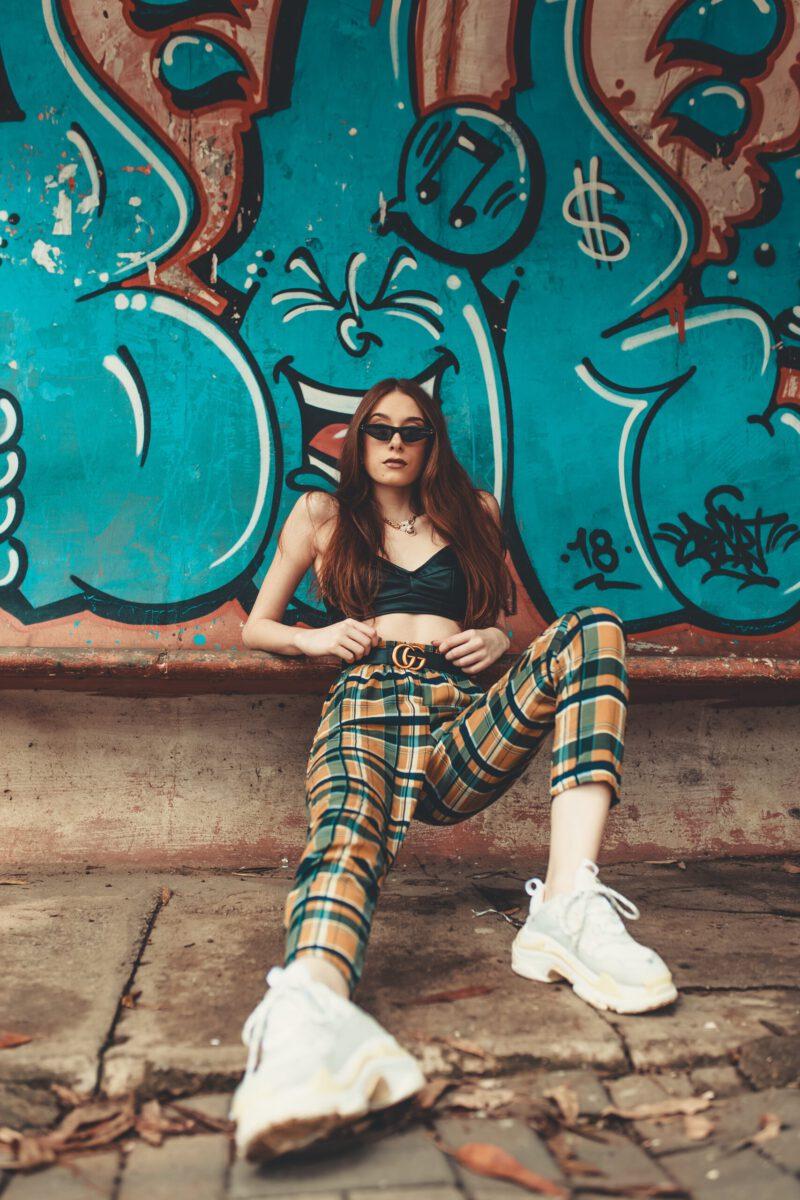 pantaloni da donna cropped